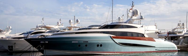 Yachten kaufen und mieten