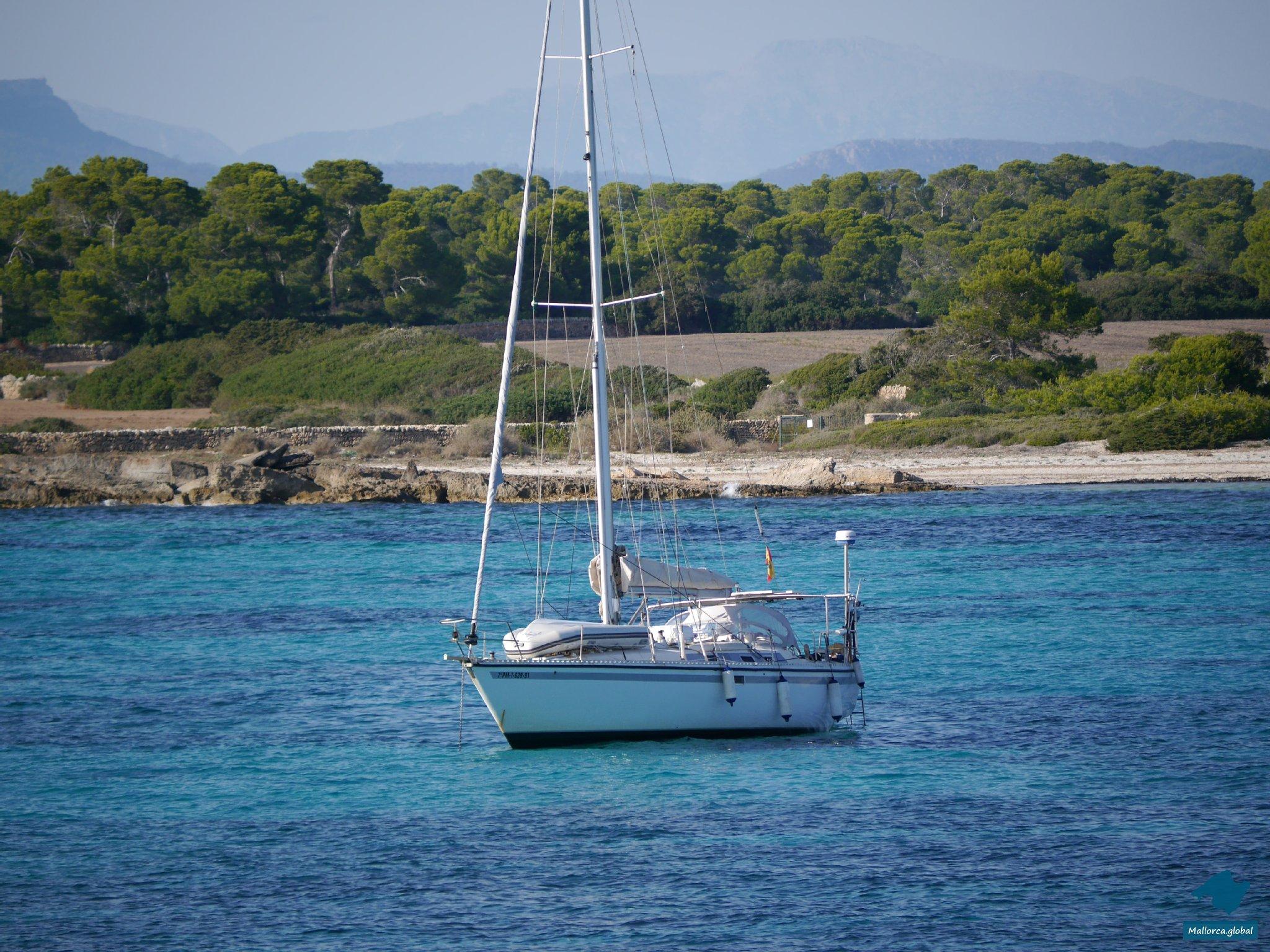 Mallorca Segelboot