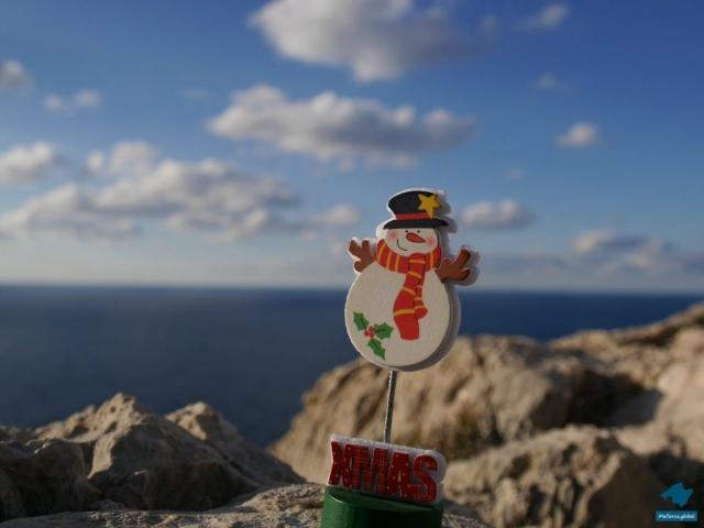 Weihnachten Cap Formentor