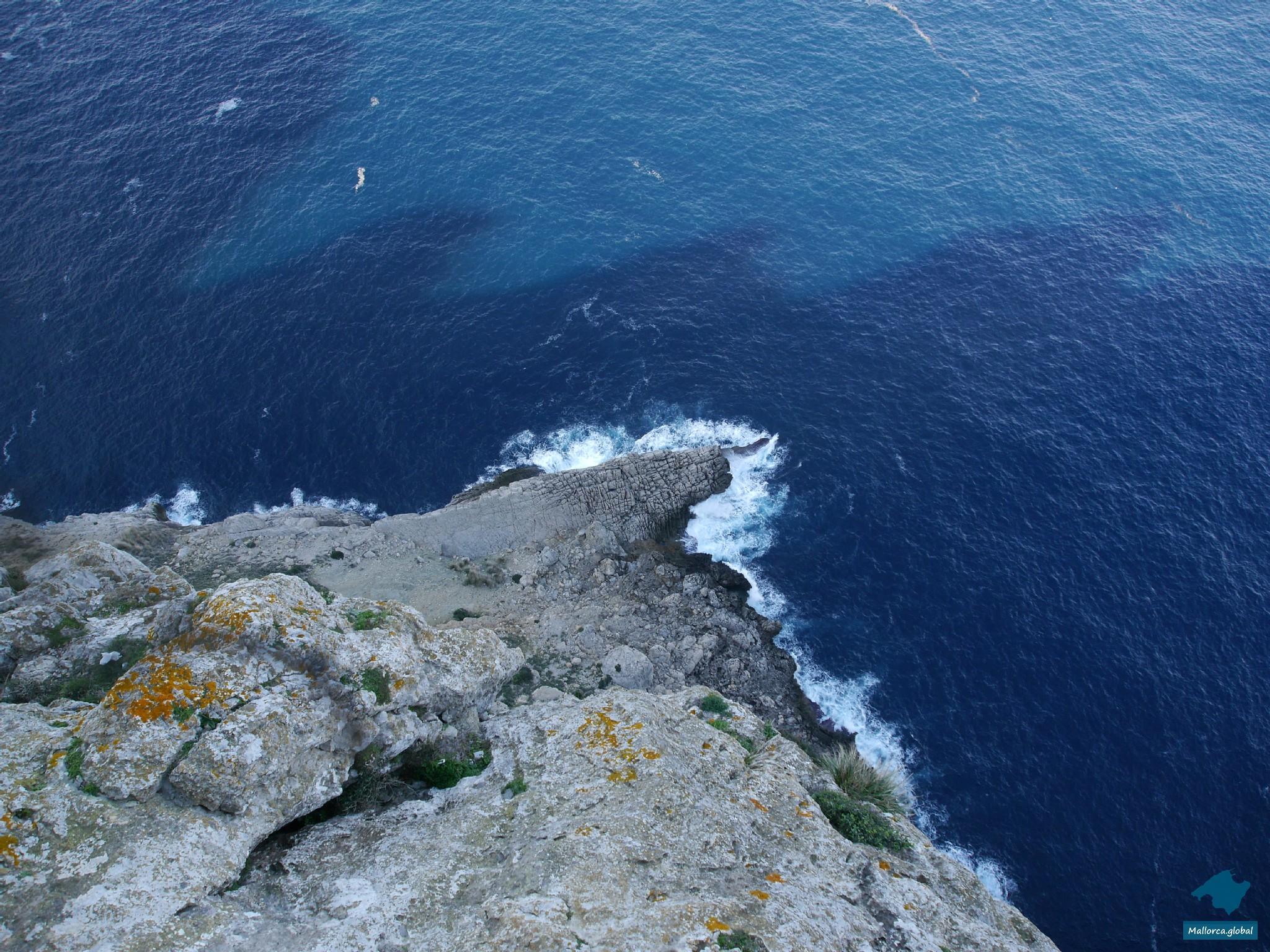 Abhang Cap de Formentor