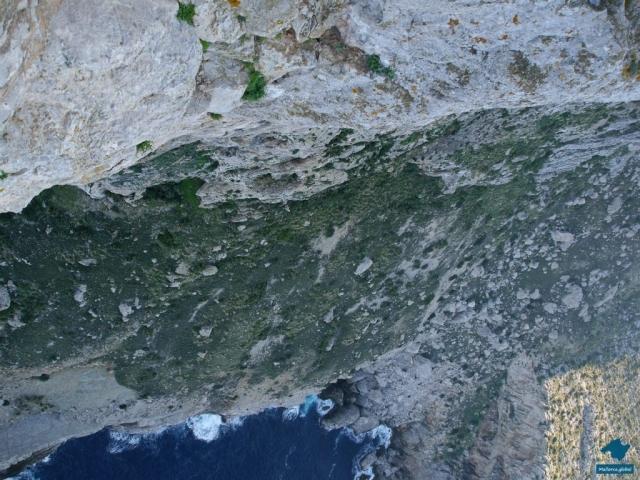 Abhang Cap Formentor