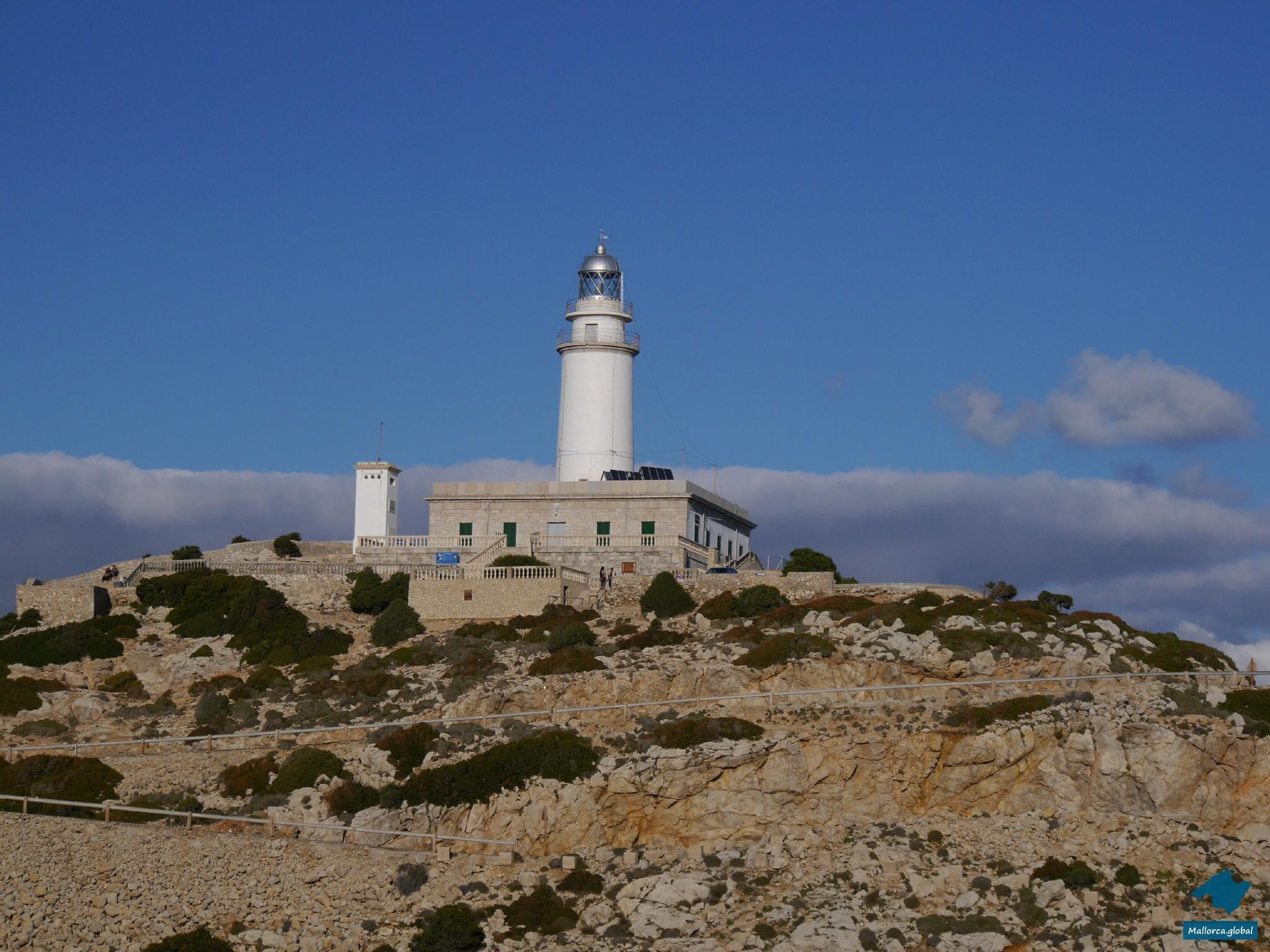 Leuchtturm Cap Formentor