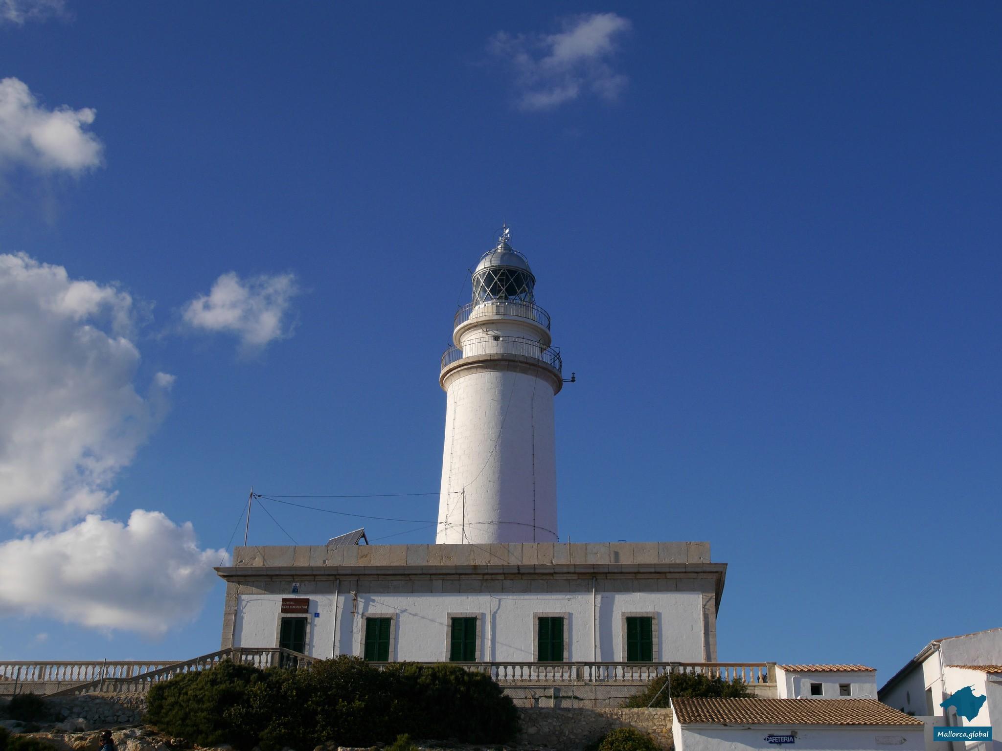 Leuchtturm Cap de Formentor