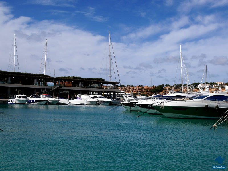 Port Adriano Yachthafen