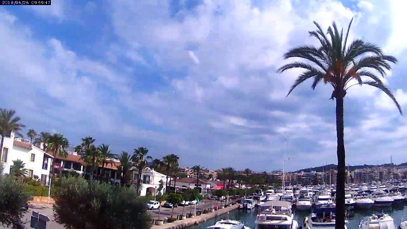 Livecam Port de Alcudia