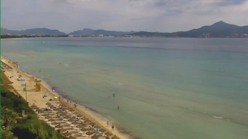 Playa de Muro Livecam