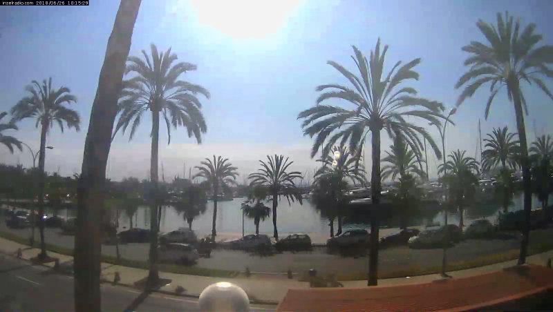 paseo de Maritimo Livecam