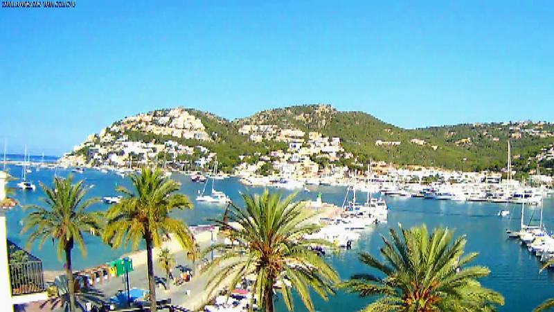 Port de Andratx Livecam