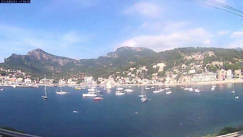 Livecam Port de Soller
