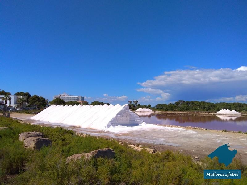 Salzgewinnung auf Mallorca