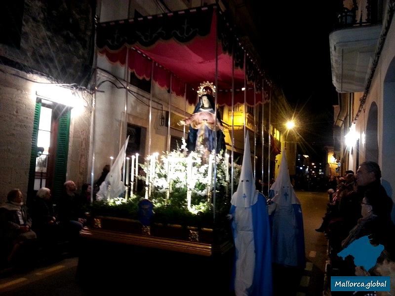 Prozessionen auf der Insel Mallorca